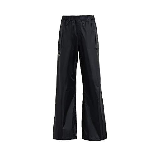 Regatta Kids' Stormbreak Trousers, Black, 5/6 Years