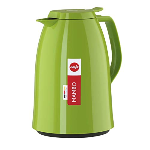 Emsa Isolierkanne, Kunststoff, Hellgrün, 1 Liter