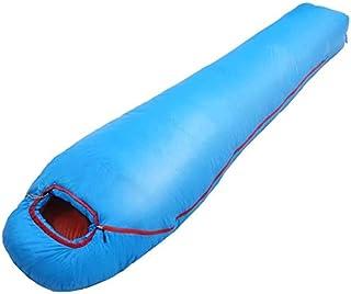 KDKDA Cold Weather Sleeping Bag Camping Or Hiking Waterproof Adults Or Teens Sleeping Pad Lightweight Camping Camping Sleeping Bag Adult Sleeping Bag Thicken Down Sleeping Bag Adult