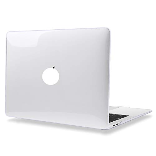 For MacBook Air 13 Case 2020 A2179 A2337 Printing Plastic Hard Shell Cover for Mac book Pro 13 15 16 inch A2289 A2338 Touch Bar-Crystal-Model (A1466 A1369)