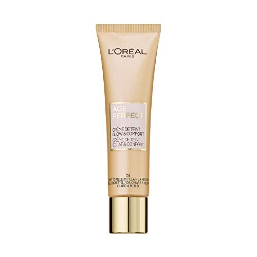 L'Oréal Paris Age Perfect Tinted Day Cream Light to Medium 01 Moisturising...
