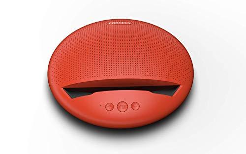 Corseca MuDisc 5W Portable Wireless Bluetooth Deep Bass Stereo Speaker...