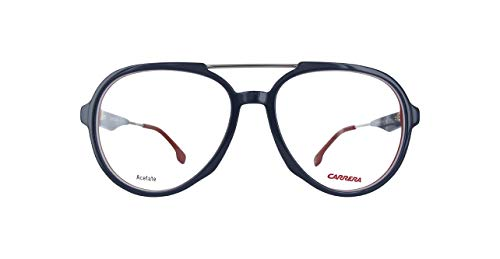 Carrera 1103/V 0JU 5616 Full Rim Aviator Spectacle Frame (Blue White)