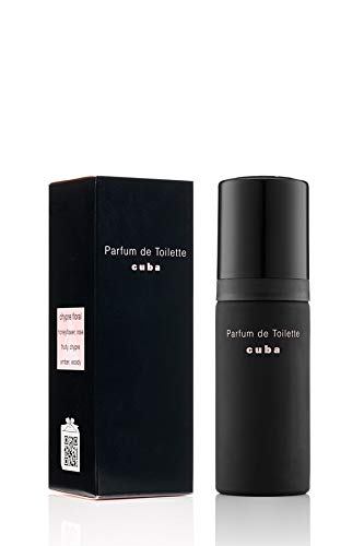 'Jean Yves'Cuba Parfum de Toilette para mujer de Milton Lloyd–2ER Pack (2x 50ml)