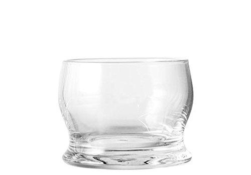H&H 68/4474 Confezione 6 Bicchiere Vetro Rhum, 60 CC, 6 unità