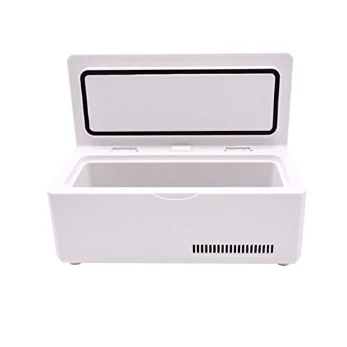 TJLSXXZ Los Productos portátiles potentes Coches Refrigeración Frigorífico pequeña Pantalla de Almacenamiento Mini refrigerador del LCD Digital Productos de automóvil para el hogar