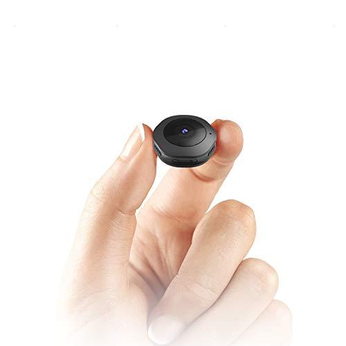 超小型隠しカメラ 1080P 防犯監視カメラ 暗視機能 長時間録画録音 ミニカメラ 充電しながら撮影 屋内 屋外用 日本語取扱付き