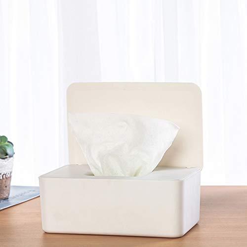 Dispensador de toallitas húmedas, con tapa, para tiendas domésticas
