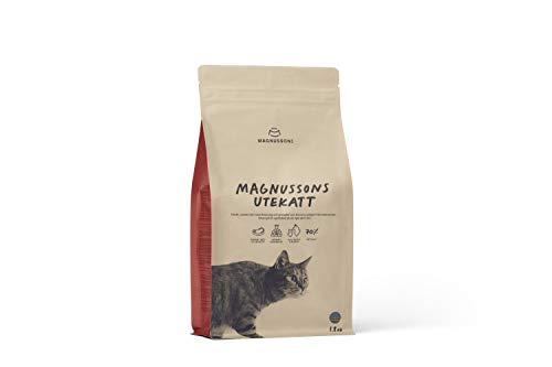 MAGNUSSONs Utekatt Trockenfutter für Katzen, 1.8 kg
