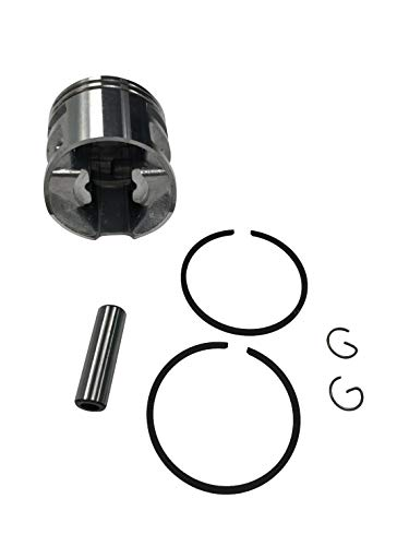 ENGINERUN 47MM MS 291 Chainsaw Piston w Ring kit Compatible with Stihl MS291 Chainsaw Part Replaces OEM no. 1141 030 2011