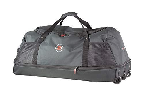 Come2Gether XL-vrijetijdstas met 3 wieltjes, slechts 2,2 kg, opvouwbaar, 84 cm, inhoud tot 120 liter Reistas - sporttas