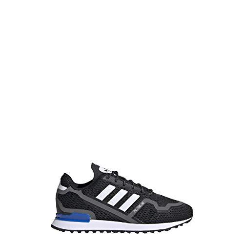 adidas Bambini ZX_750_HD C Sneaker Nero, 30.5