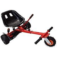 Sili® - Carro de suspensión para 2 ruedas de autoequilibrio, diseño mejorado con suspensión bajo el asiento