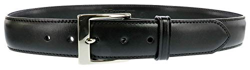 "GALCO - SB3 Heavy Duty Leather Dress Holster Belt 1 1/2"", Size 34 (Black) (SB3-34B)"
