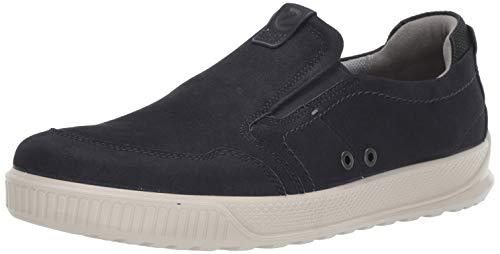 ECCO Herren Byway Slip On Sneaker, Blau (Navy 2058), 39 EU