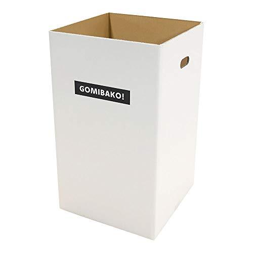 ダンボる ダンボール ゴミ箱 大 90リットル 袋対応 5個セット イベント オフィス 段ボール箱 DG07-0005
