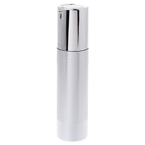 niumanery Empty Airless Bottle Cosmetic Plastic Pump Container Travel Tool 15 30 50ml 50ml
