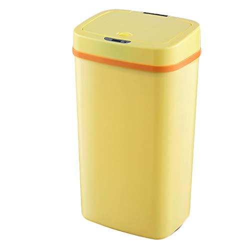WGZ – de inductieve vuilnisemmer met sensor kan 12 l/16 l met deksel