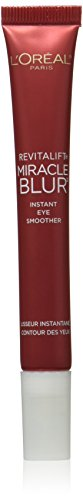 L'Oreal Paris Skincare Revitalift Miracle Blur Instant Eye Smoother Treatment with Pro-Retinol A and Vitamin C, 0.5 fl. oz.