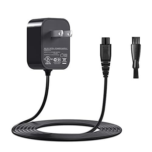 for Remington Shaver Charger PA-0510N 5V Remington Charger Cord for...