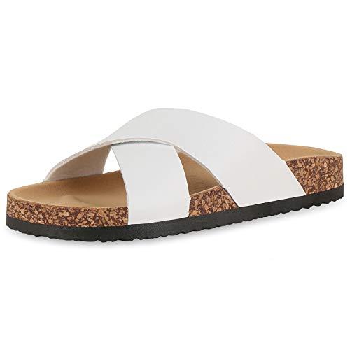 SCARPE VITA Dames Sandalen Muiltjes Kurk Klep Zomer Schoenen Zool Slippers Flats Comfortabel Strandschoenen Metalen