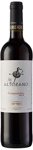 Altozano Tempranillo V.T Castilla Vino Tinto - 750 ml