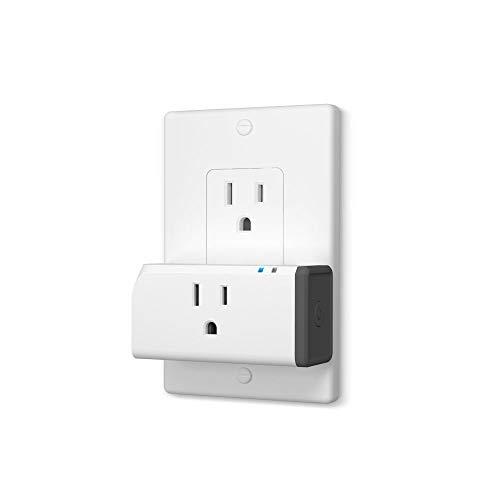 SONOFF S31 Lite Zigbee Smart Plug ETL Certified US Type, Works with SmartThings, and Amazon Echo Plus, Hub Needed for Amazon Alexa (1-Pack)