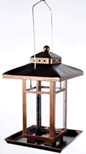 Audubon NA31920 Lanterne Carrée Métal