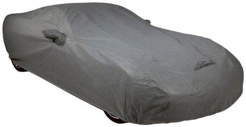 Coverking Custom Fit Car Cover for Select Chevrolet Truck C/K 150025003500 Models - Coverbond 4 (Gray)