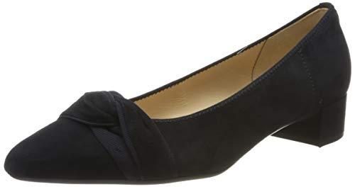 Gabor Shoes Damen Fashion Pumps, Blau (Pazifik 16), 35.5 EU
