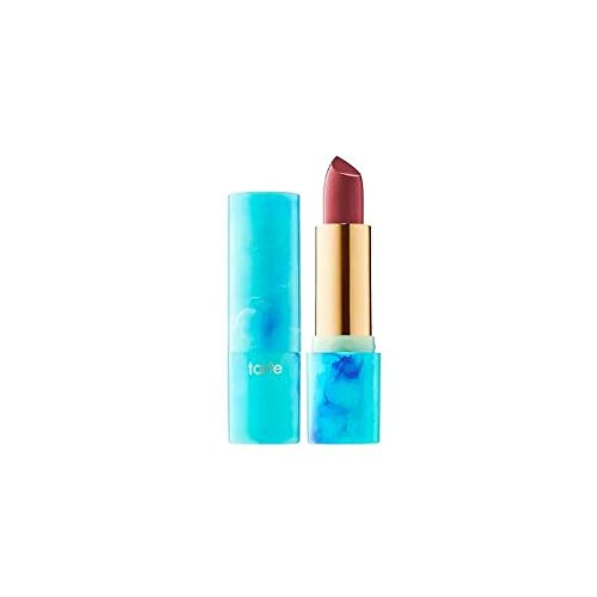 砂利マニフェスト幸運tarteタルト リップ Color Splash Lipstick - Rainforest of the Sea Collection Satin finish