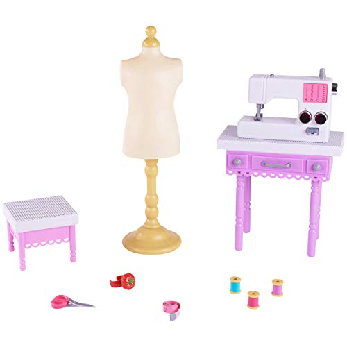 myLife Brand Products My Life As Doll 11 Piece Fashion Designer Playset