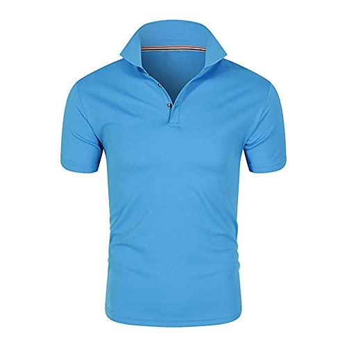 N\P Camisa de manga corta de verano guapo camisa de los hombres