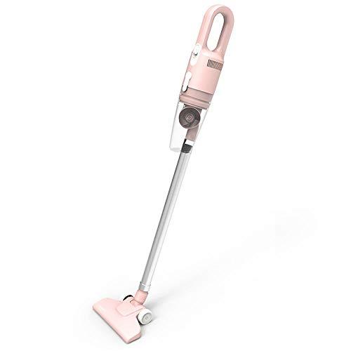 aabb Aspiradoras inalámbricas, electrodomésticos, aspiradoras pequeñas, aspiradoras Grandes, aspiradoras Ultra silenciosas y potentes-Rosa