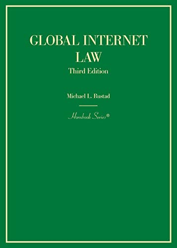 Global Internet Law (Hornbooks) (English Edition)