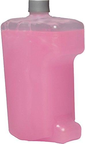 Cremeseife flüssig, rosa parfümiert 12x500ml Spenderpatrone CWS Paradise Slim - Qualität aus Thüringen (Artikelnummer 10203, rosa Seife mit dezentem Duft)