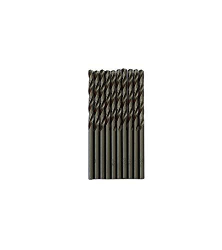 Punta per metallo HSS M-2 da 3,2 mm (confezione da 10)