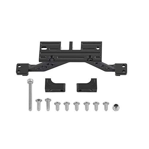 Zubehör für verstärkte Montagekits für Vorderachslenker aus Aluminiumlegierung Zubehör für RC Car SCX10 Kletterautos