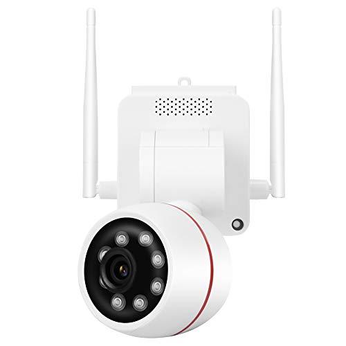 Cámara de Vigilancia Cámara WiFi 1080p Dos Millones De Píxeles Detección De Movimiento Humano PTZ Cámara De Monitoreo 100-240V Cámaras De Interior para Hogar Inalámbrico