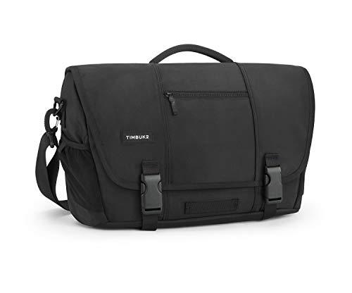 Timbuk2 Commute Messenger Bag, Black, Small