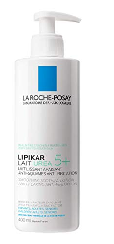 La Roche-Posay Lipikar Lait Urea 5+ Lotion, 400 ml