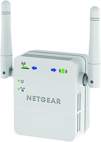 Netgear Repeater Wifi weiß N300 ; 1 Port ; Blanc
