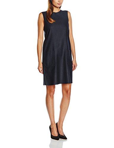 Marc O'Polo Damen 509 0407 21199 Kleid, Blau (Moonless Night 884), (Herstellergröße: 38)