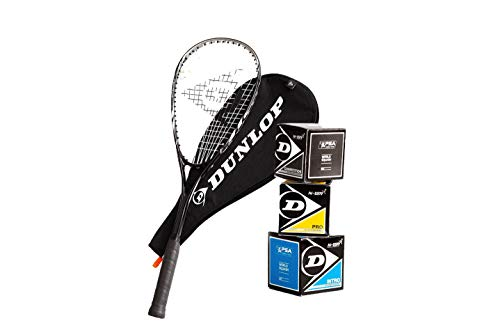 _Dunlop Squashset: BIOTEC LITE Bild