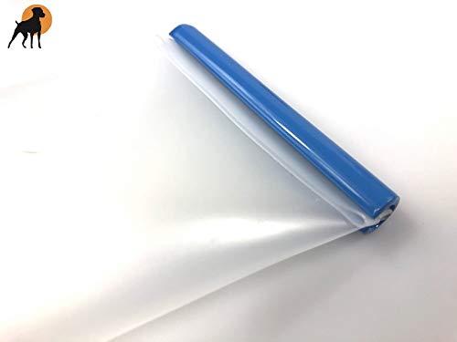 Metallverschluß für PVC Futtertuben Squeeze Tuben