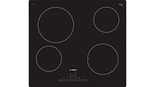 Bosch Serie 6 PKE611FP1E piano cottura Incasso Ceramica Nero