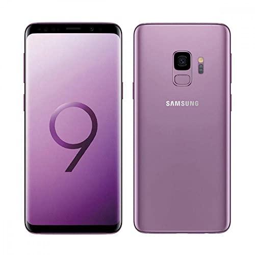 SAMSUNG Galaxy S9 64 GB, Single SIM, Android 8.0, Ultra Violet (Reacondicionado)