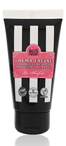 Crema Facial Pieles Maduras de G.Arroz + Rosa Mosqueta de 50ml - Para pieles maduras