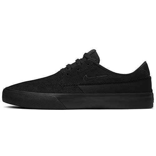 Nike Sb Shane Mens Skate Scarpa Bv0657-007, nero (Nero/Nero-Nero-Nero), 44 EU