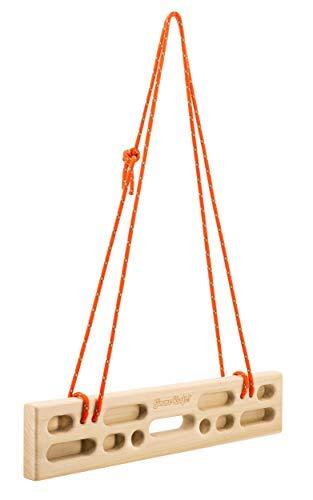 Gimme Kraft! Hangboard Trainingsboard Fingerboard Griffboard Klettertraining